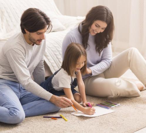Famille adoption enfant